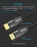 HDMI кабель оптический v2.0 4K HDR 10 метров Optical Fiber D-TECH