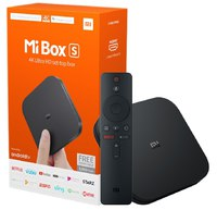 Медиаплеер Xiaomi Mi Box  (MDZ -22 AB International Version)